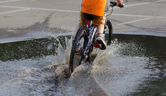 自転車の買取額アップ!?自転車を洗車してみよう!